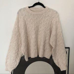 Vintage Ivory UO Sweater